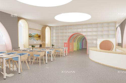 南平实验小学室内设计