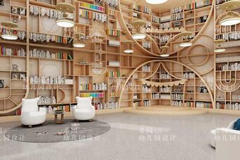 儿童绘本馆室内环境设计方法
